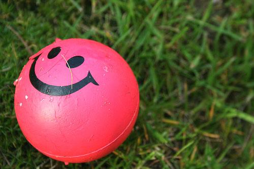 ball-in-grass