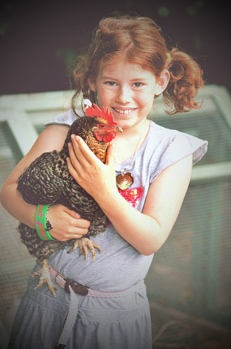 kid-with-chicken