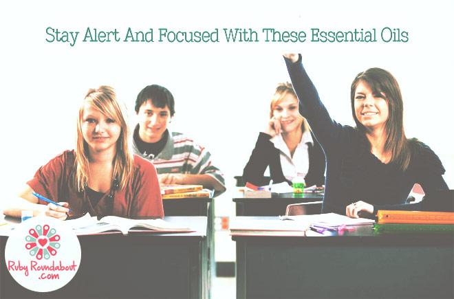how to stay alert and focused